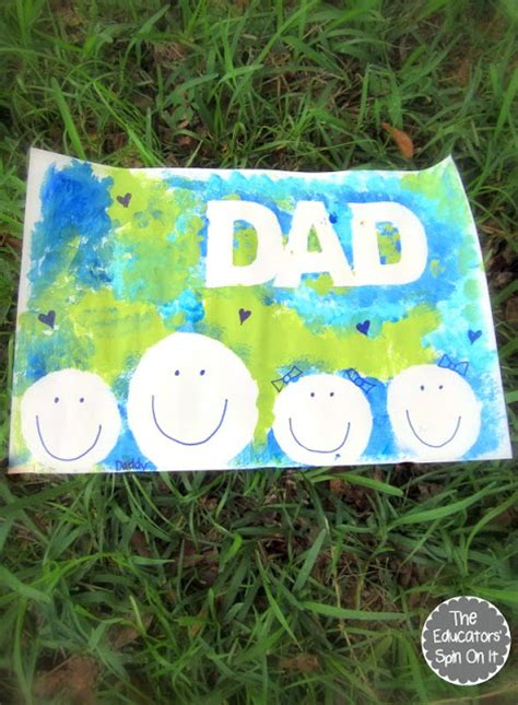 easy fathers day crafts for easy s day craft for to make