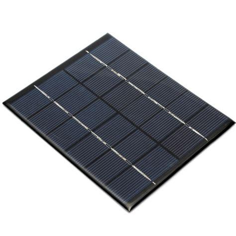 solar panel for light 6v 2w solar panel module for light battery cell phone