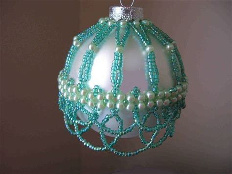 beaded ornament cover patterns free free beaded ornament cover patterns free beaded