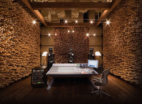 home studio wall design where to put acoustic diffusers in a recording studio