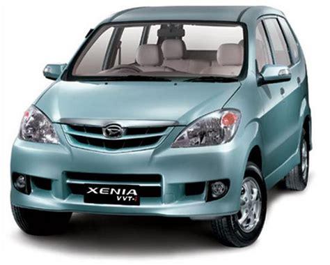 Daihatsu Xenia by Daihatsu Xenia Facelift Car Design
