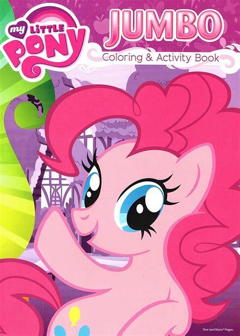 jumbo pony my pony jumbo coloring and activity book