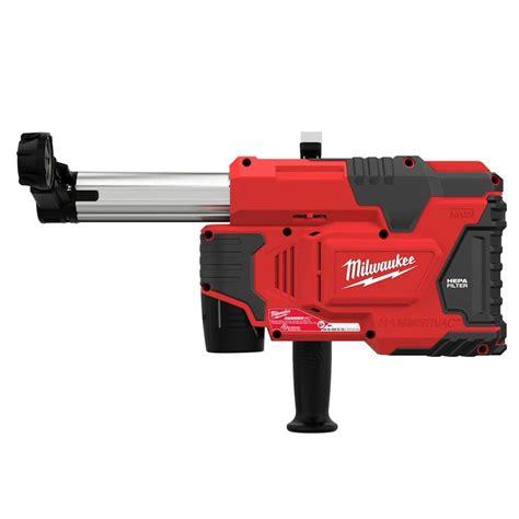milwaukee woodworking milwaukee m12 12 volt lithium ion cordless hammervac