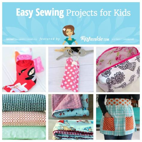 easy sewing crafts for 17 easy sewing projects to make tip junkie