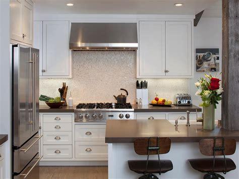 how to do backsplash in kitchen easy kitchen backsplash ideas pictures tips from hgtv kitchen ideas design with cabinets