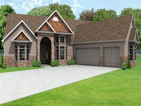 3 car garage homes ranch house plans with 3 car garage ranch house plans with