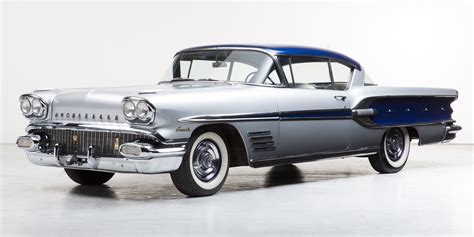 Classic Car Wallpaper Set In Trim 57 buick 58 bonneville set pace at american classic car
