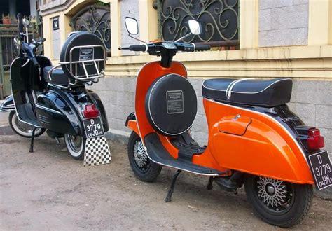 Modifikasi Motor Vespa Indonesia by Modifikasi Vespa Keren Apk Free Auto Vehicles