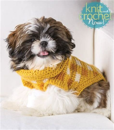 knit and crochet now episodes these free crochet patterns will give you the best dressed