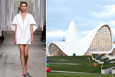 home design inspiration architecture 8 fashion designers that are inspired by architecture