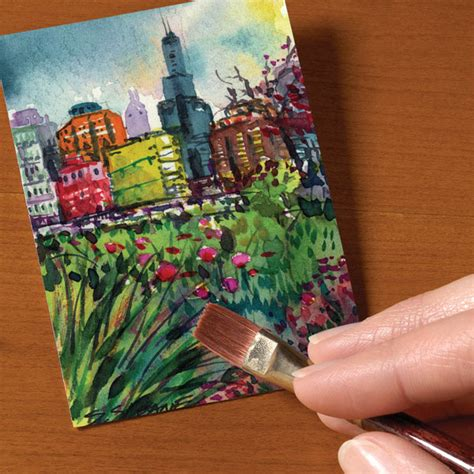 how to make artist trading cards artist trading cards strathmore artist papers