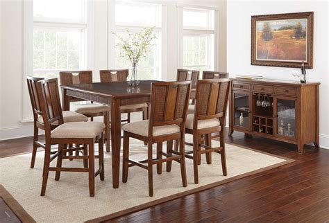 dining room sets glass table counter height dining room sets dining room sets glass