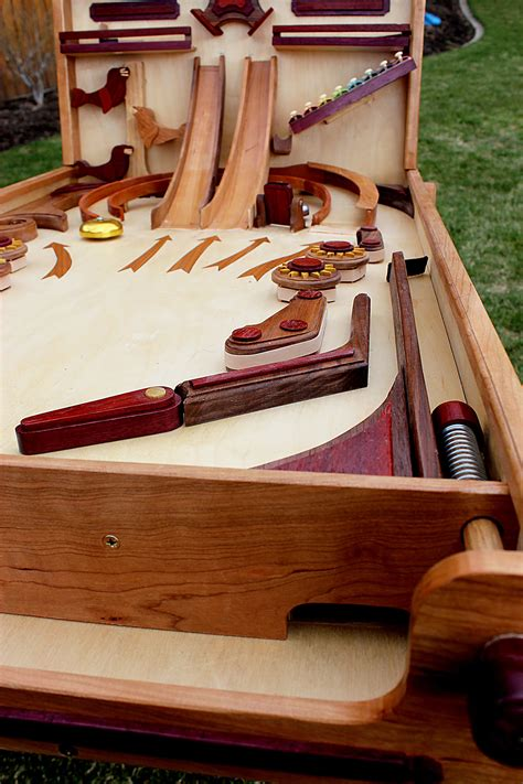 woodworking suppliers marble pinball machine woodworking plan forest