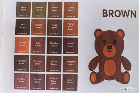 paint colors to make brown what colors make brown brown hairs