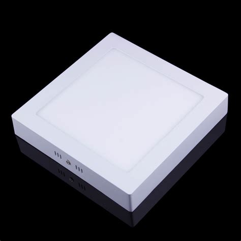 kitchen ceiling lights led free shipping surface mounted square led panel light ac85