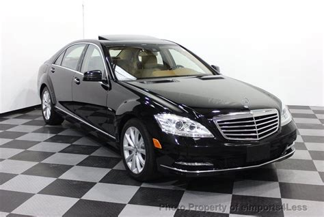 2012 Mercedes S Class by 2012 Used Mercedes S Class Certified S350 Bluetec