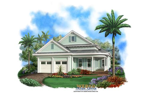 Simple Farmhouse Floor Plans florida house plan coastal house plan waterfront house