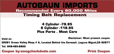 Mercedes Change Coupon by Auto Repair Coupons
