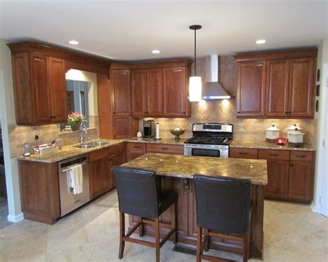 l kitchen island l shaped kitchen designs with island pictures smith
