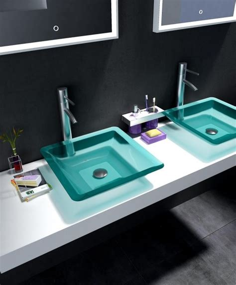 europe style colorized resin basin modern bathroom