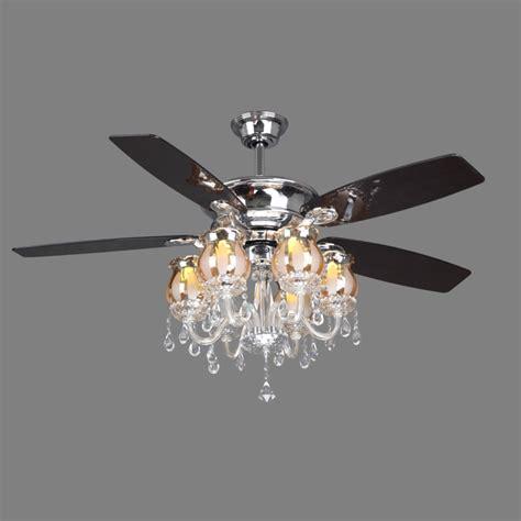 silver ceiling fan silver ceiling fan with light inspirations modern