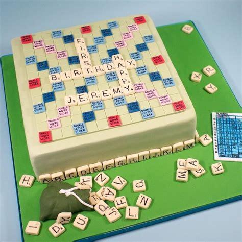 scrabble ideas best 25 scrabble cake ideas on unique cakes