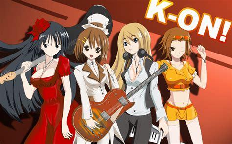 k on college k on anime fanclub