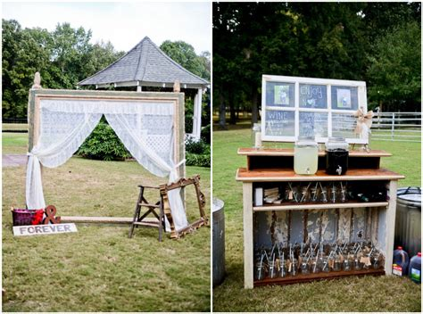 rustic outdoor decorations outdoor rustic wedding decorations house decoration
