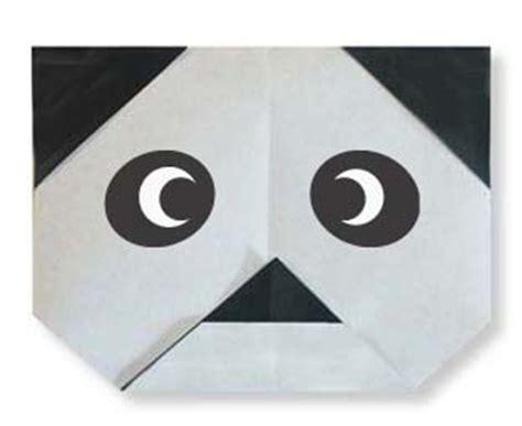 origami panda easy panda easy origami for