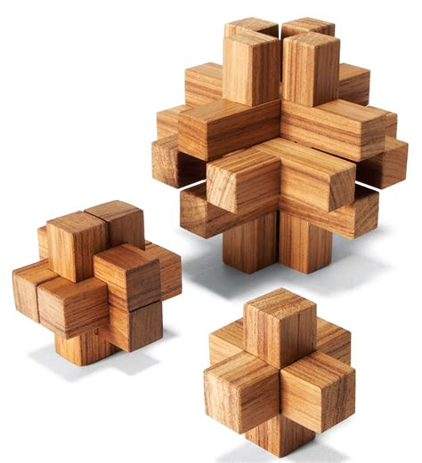 woodworking puzzles wooden burr puzzles popular woodworking magazine