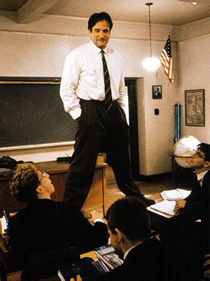 dead poets society standing on desks dead poets society the best picture project