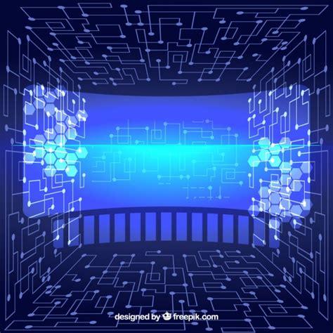 Software Gratuito fundo tecnol 243 gico abstrato virtual baixar vetores gr 225 tis
