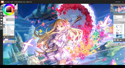 paint tool sai apk for pc layerpaint hd android apps on play