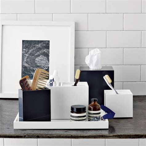 bathroom accessories modern lacquer bath accessories modern bathroom accessories