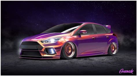 Ford Car Wallpaper Hd by Ford Focus Rs Car Wallpaper Ford Focus Rs Car