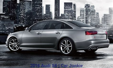 2016 Audi S6 Review by 2016 Audi S6 Performance Sedan Review Interior Changes
