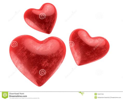 of hearts valentines hearts stock images image 12521194