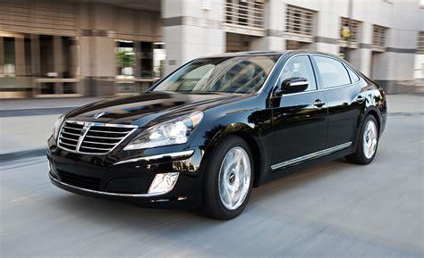 2011 Hyundai Equus by 2011 Hyundai Equus Priced From 58 900 Car And Driver