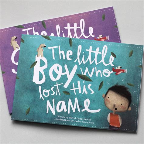 Personalised Children S Story Book By Lostmy Name