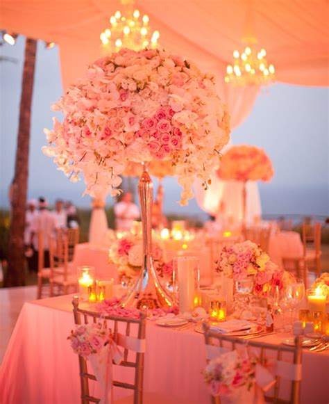 wedding centerpiece extravagant wedding centerpieces for a lavish reception