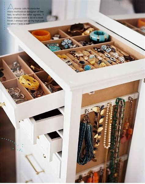 jewelry organization jewelry storage armoire like in lonny mag made by