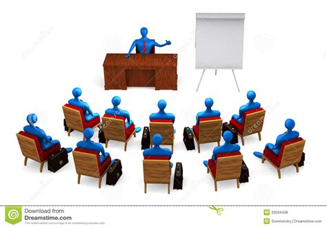 group of persons on the meeting royalty free stock photos