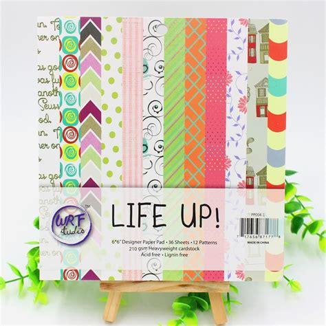 acid free craft paper 6 acid free up pattern decorative scrapbooking