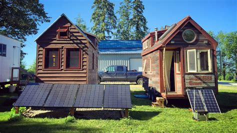 tack tiny house chris malissa s seattle based quot tiny tack house quot