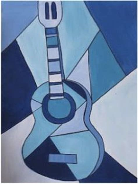 picasso paintings guitar 1000 images about cubism on guitar pablo