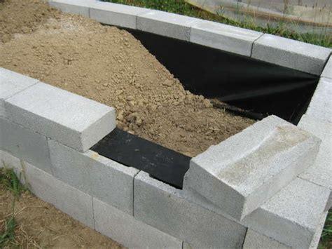 concrete garden walls part 4 six steps to planting a successful fruit garden
