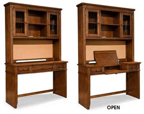 boys desk with hutch traditional rustic boys bedroom desk w hutch cabinet
