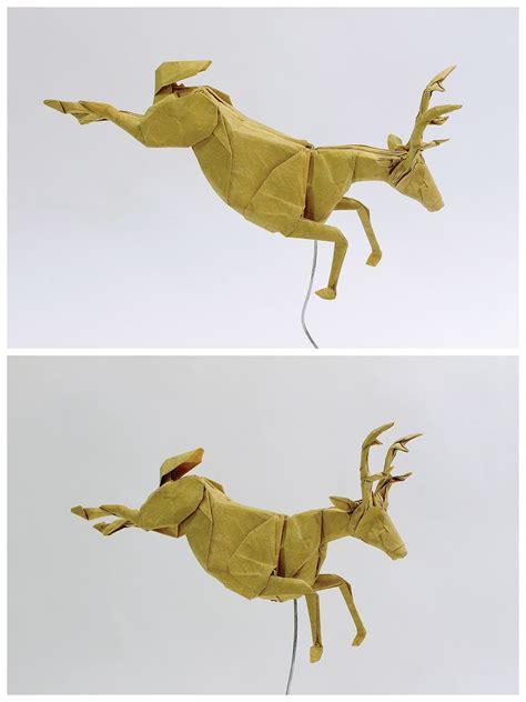 origami deer diagram 23 wonderful origami woodland animals