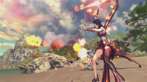 blade and soul blade soul closed beta test starts at the end of october