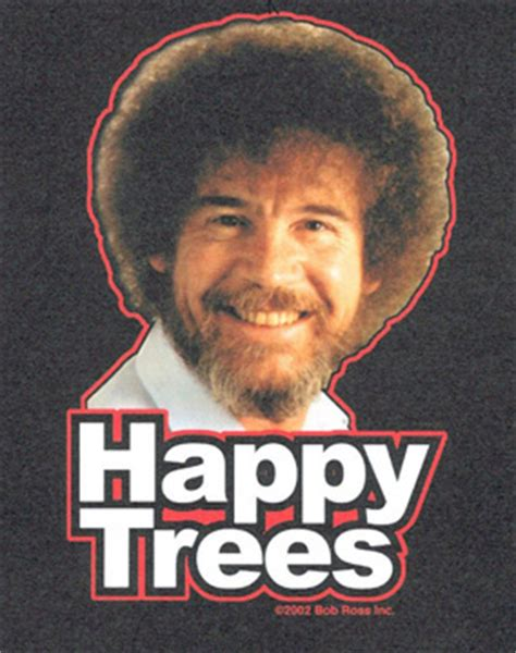 bob ross painting happy trees canal once retro bob ross